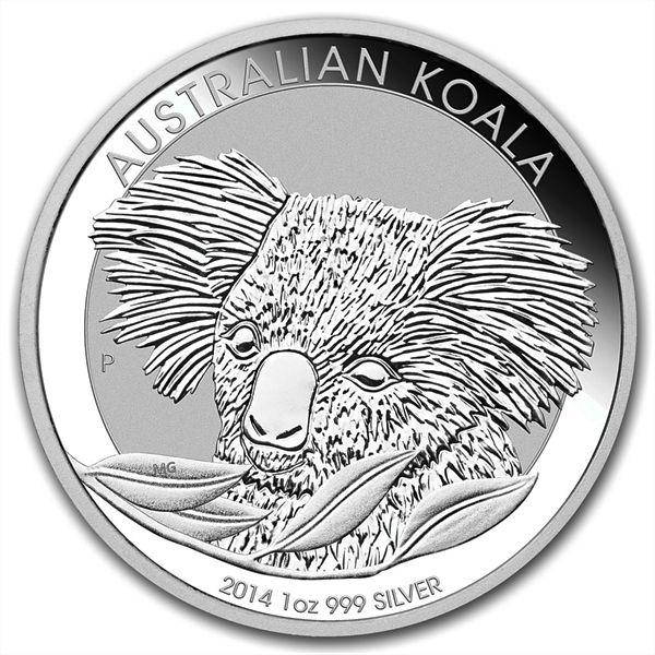 2014 1 Oz Silver Australian Koala Coin Pm Koala 1 Oz 2014 54 49 Aydin Coins Jewelry Buy Gold Coins Silver Coins Silver Bar Gold Bullion Silver Bullion Aydincoins Com Buy Silver Coins
