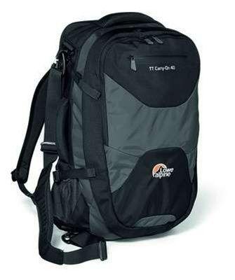 Lowe Alpine TT Carry On 40 Travel Backpack | Travel | Pinterest ...
