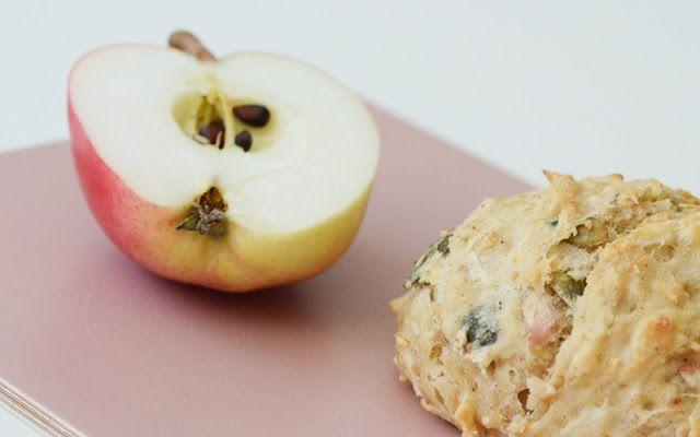 Efterårsboller med æble og kardemomme : Carlas Café