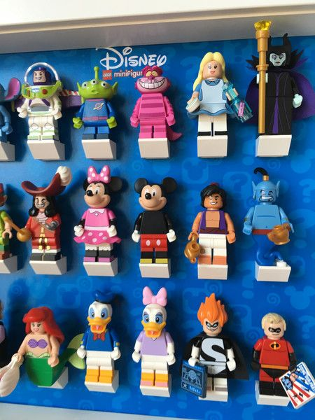 LEGO DISNEY MINIFIGURES CHOOSE MICKEY MINNIE BUZZ XMAS GIFT DONALD MINIFIGURE