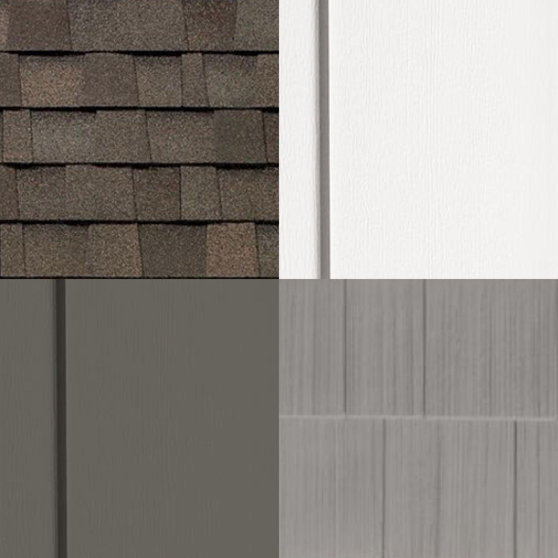 Tamko Natural Timber - White Board and Batten - Castlemore Board