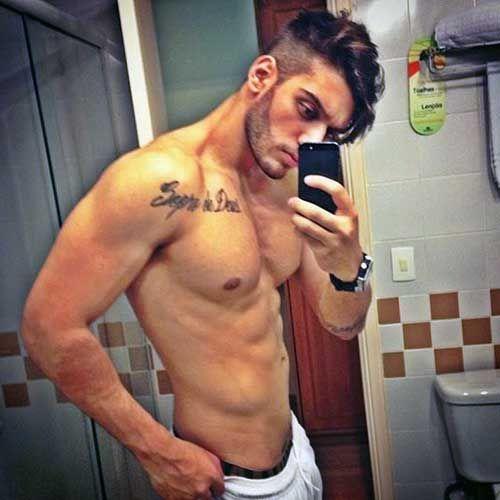 Saiba como fazer o cabelo e o penteado do Lucas Lucco! http://salaovirtual.org/cabelo-lucas-lucco/ #cortes #masculinos #celebridades #lucaslucco #salaovirtual