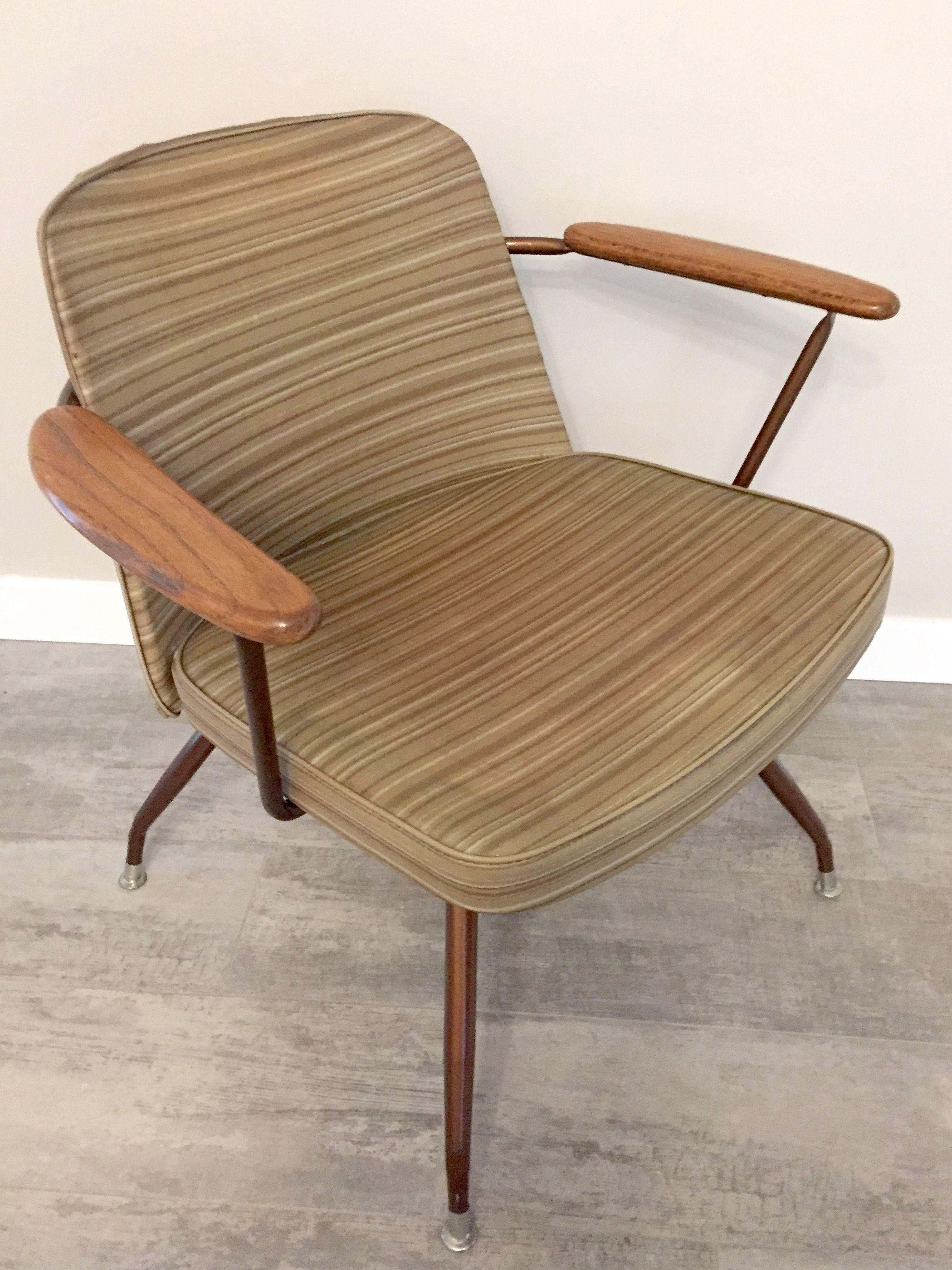 Drehstuhl · Moderne Einrichtung · Mitte Des Jahrhunderts · Baumritter Viko  Swivel Chair
