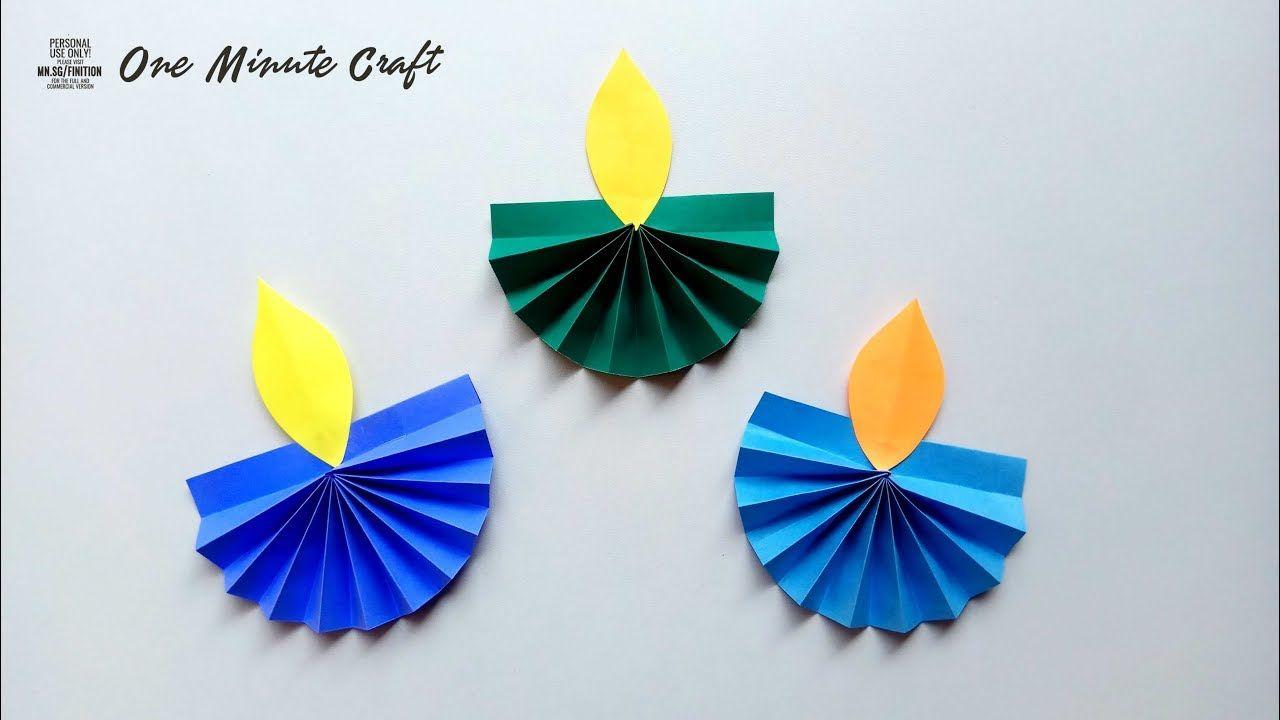 Diy Diwali Decoration Ideas L Wall Hanging Craft Home Decoration