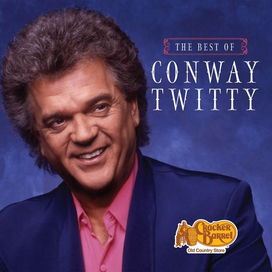 The Best of Conway Twitty CD | Music, Movies Books | Music | Country ...