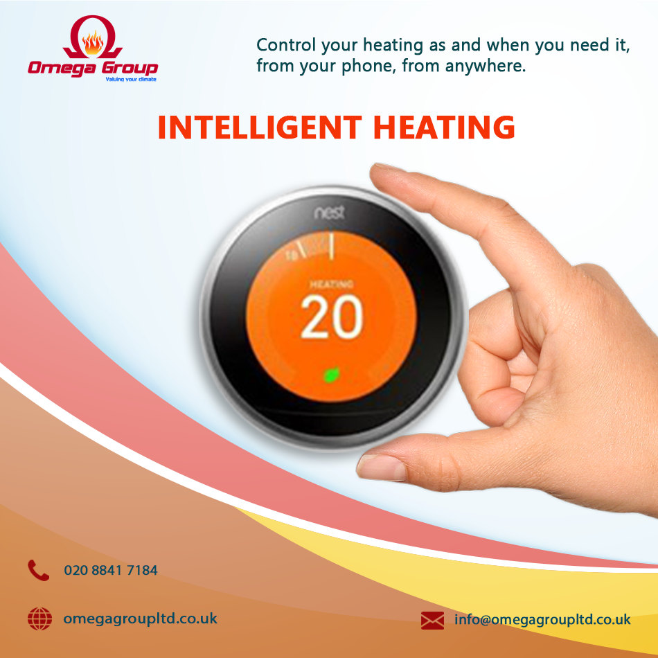 Intelligent Heating Services London Heating services