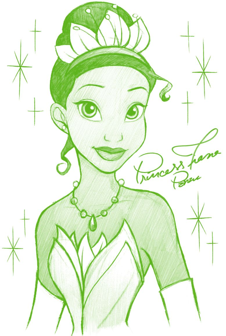 Одноцветные портреты Дисней Принцесс | Disney Movies & Characters ...