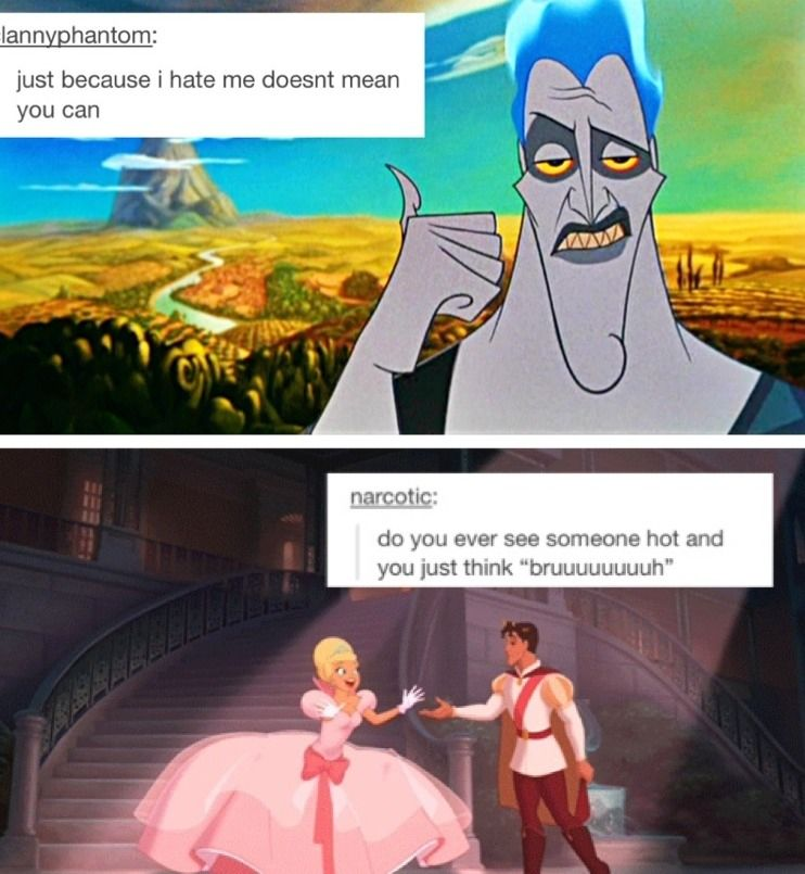 Disney text posts