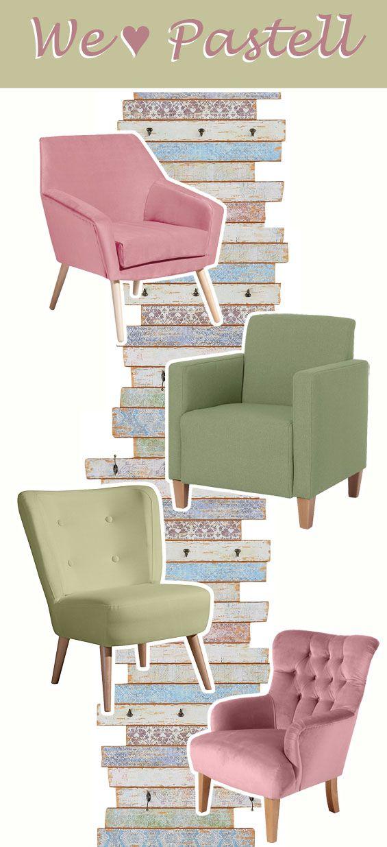 We ♥ Pastell U0026 Sessel, Beides In Einem? Perfekt!