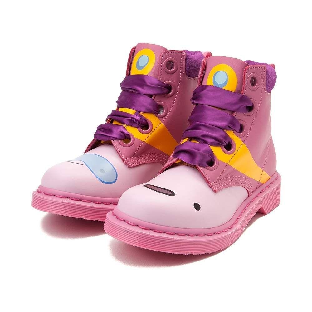 Dr. Martens Adventure Time Bonnibel Bubblegum Boot
