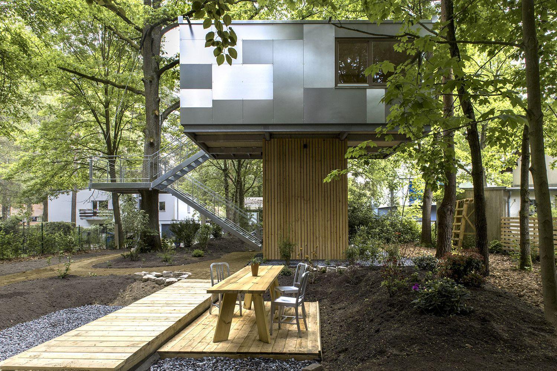 Galeria - Casa na Árvore Urbana / baumraum - 5