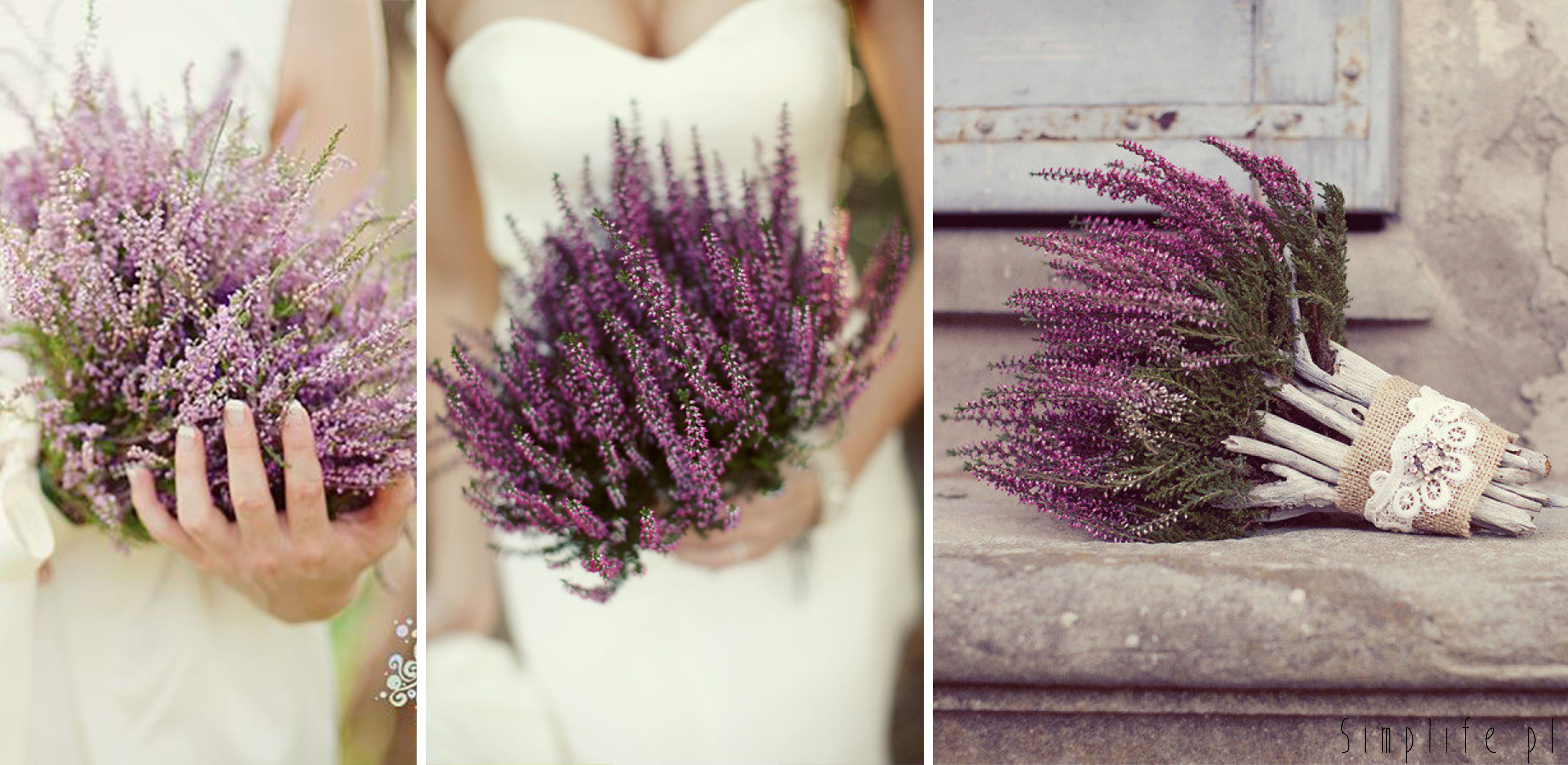 Pin By Maria Krobicka On Lavender Wedding Time Flowers Wedding Day