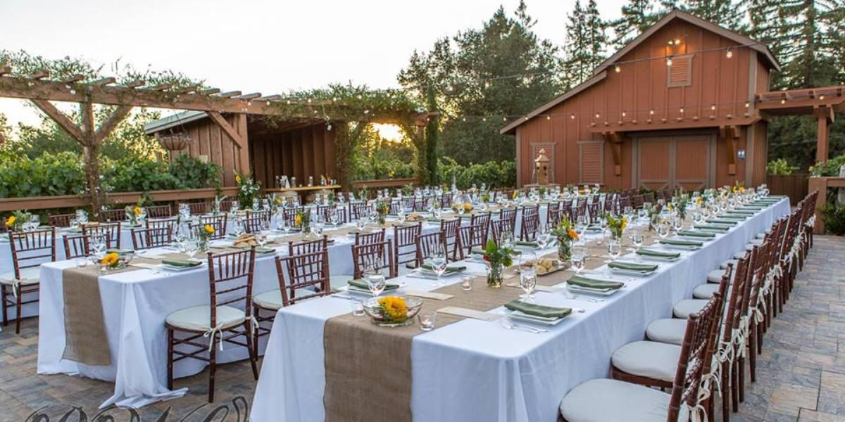 Regale Winery And Vineyards Weddings Get Prices For South Bay Wedding Venues In Los Gatos Ca