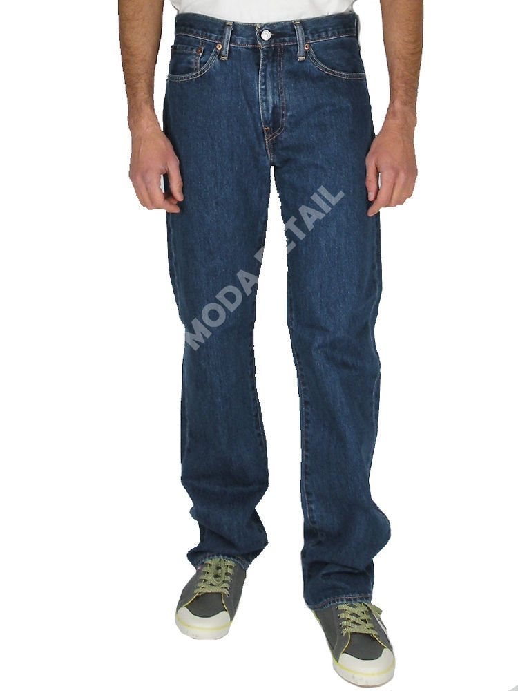 7eb534ce268 NEW Mens Levi's Jeans Original 751 STONEWASH L34 00751-0216 Standard Fit
