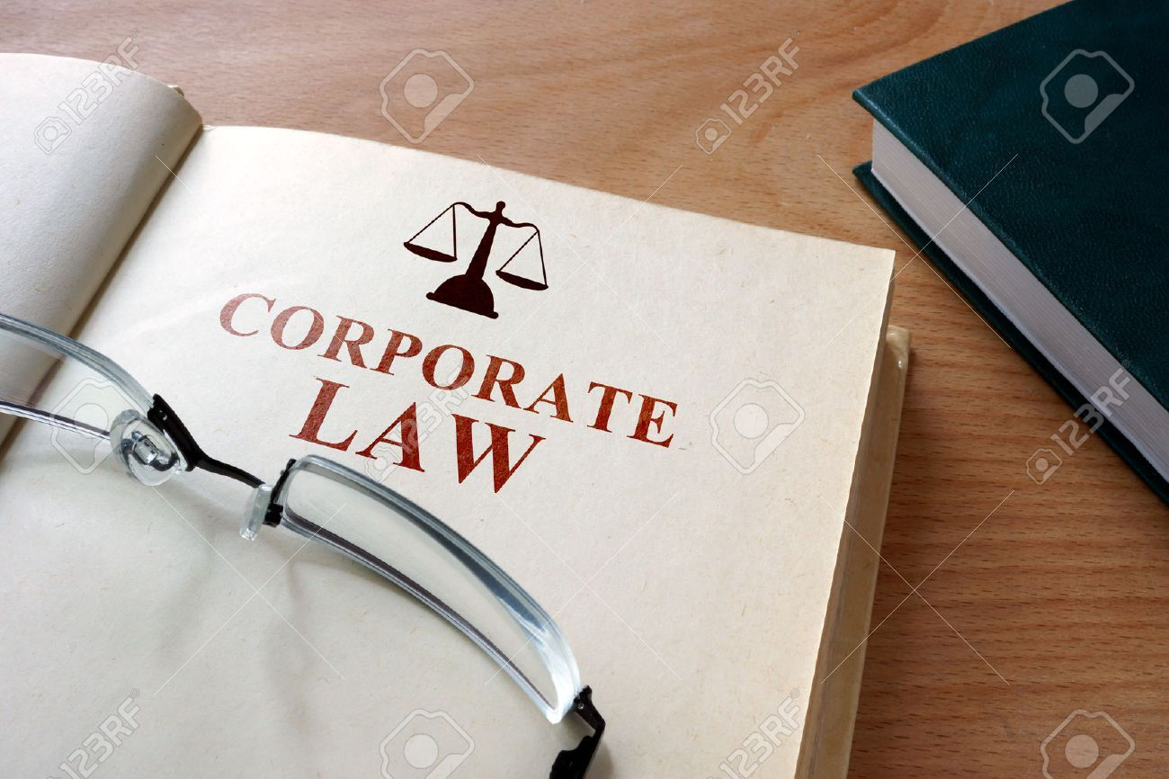 Corporate law is also the body of law governing the rights