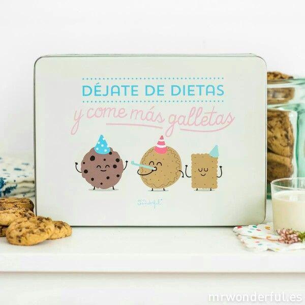 Mr Wonderful Frases Dulces Frases De Cocina Y Palabras