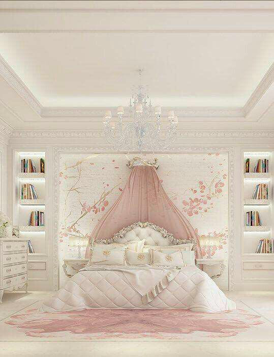 ed10c7e9a6eb Not the bed just the backdrop wall | ♥ Lovely House ♥ | Bedroom ...