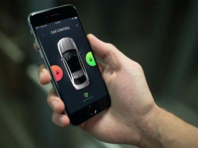 Car Control App Basic