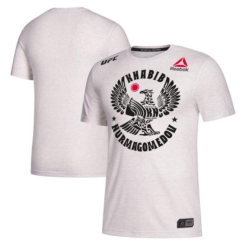 palma Competir Hormiga  Khabib Nurmagomedov Reebok UFC 229 Legacy Series Jersey – White | Mens  tops, Reebok, Men