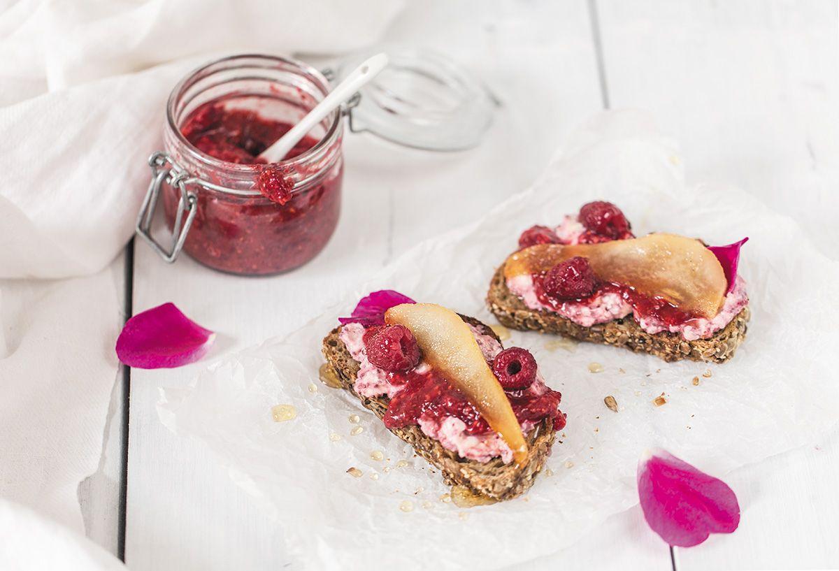 Kesän romanttisin leipä