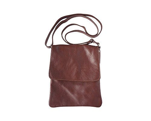 Lagaksta Ashley Very Small Italian Soft Leather Shoulder Crossbody Bag Brown For More Information Visit Image Link
