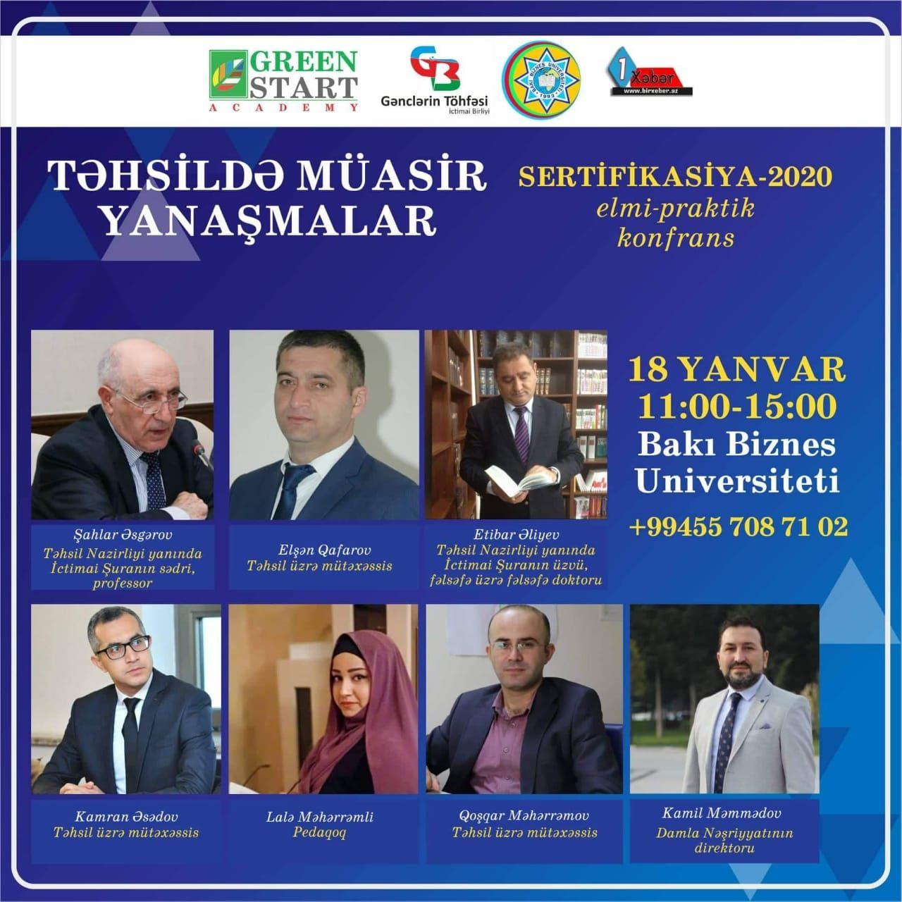 Təhsildə Muasir Yanasmalar Adli Elmi Praktiki Konfrans Instagram Photo And Video Instagram Photo
