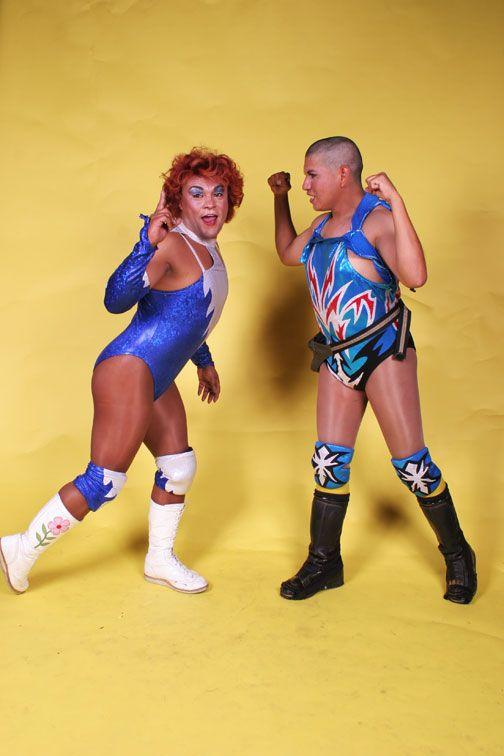 Cassandro El Exotico Wrestler