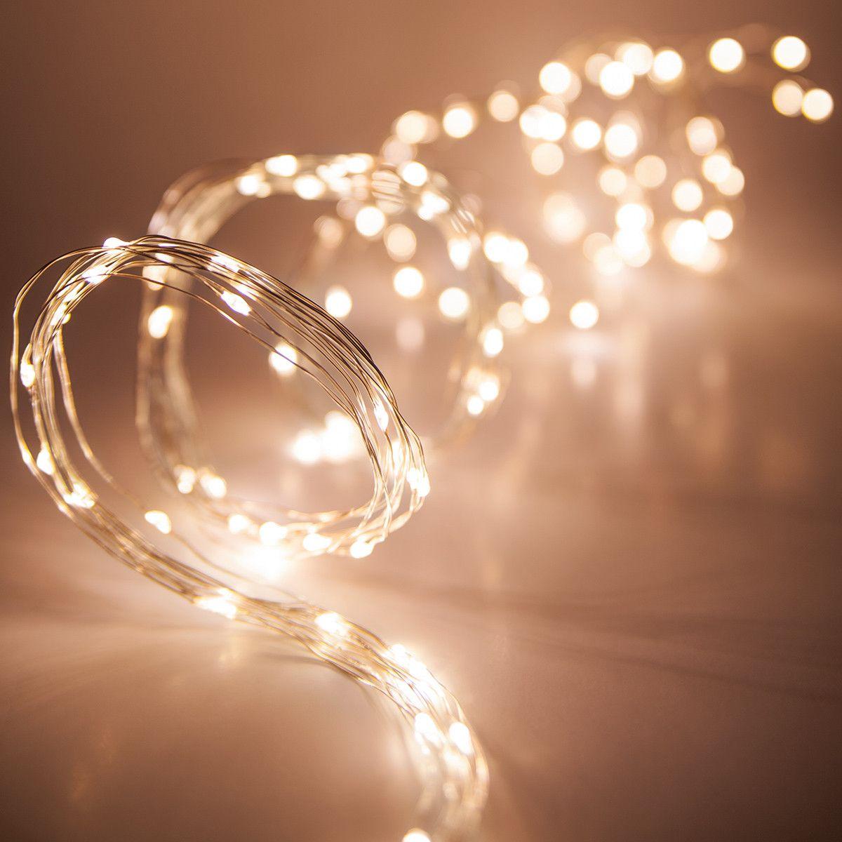 6 Ten Strand Light Spray With Warm White Led Lights Led Christmas Lights Indoor Christmas Lights White Led Lights