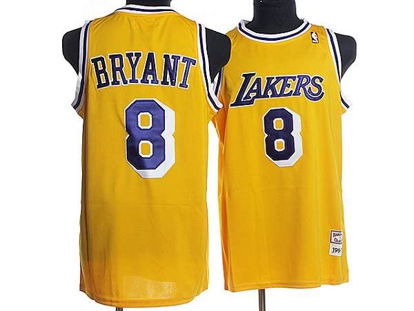 best service f45d8 a26c4 Kobe Yellow Throwback 8 | Sick clothes | Throwback nba ...