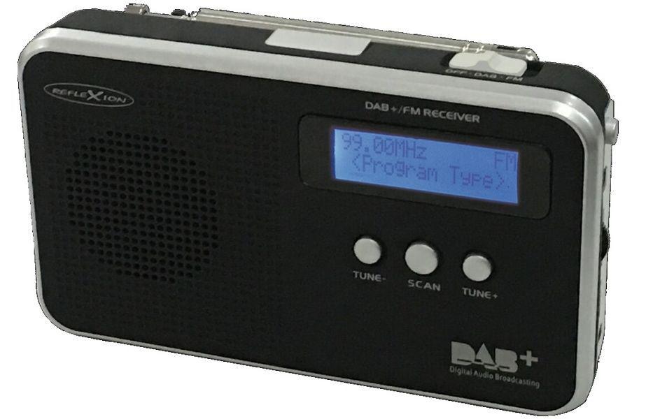Refelexion Tra5000d Incl Dab Car Radio Radio Dab
