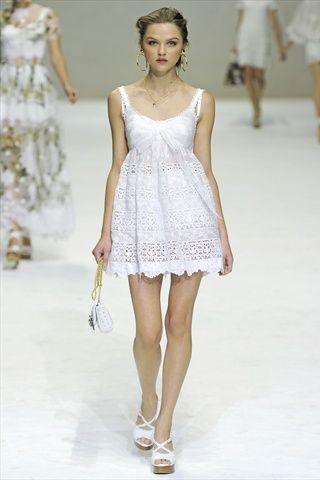 Sfilate Dolce   Gabbana Collezioni Primavera-Estate 2011 - Sfilate Milano -  Moda Donna 889b88e0fd8