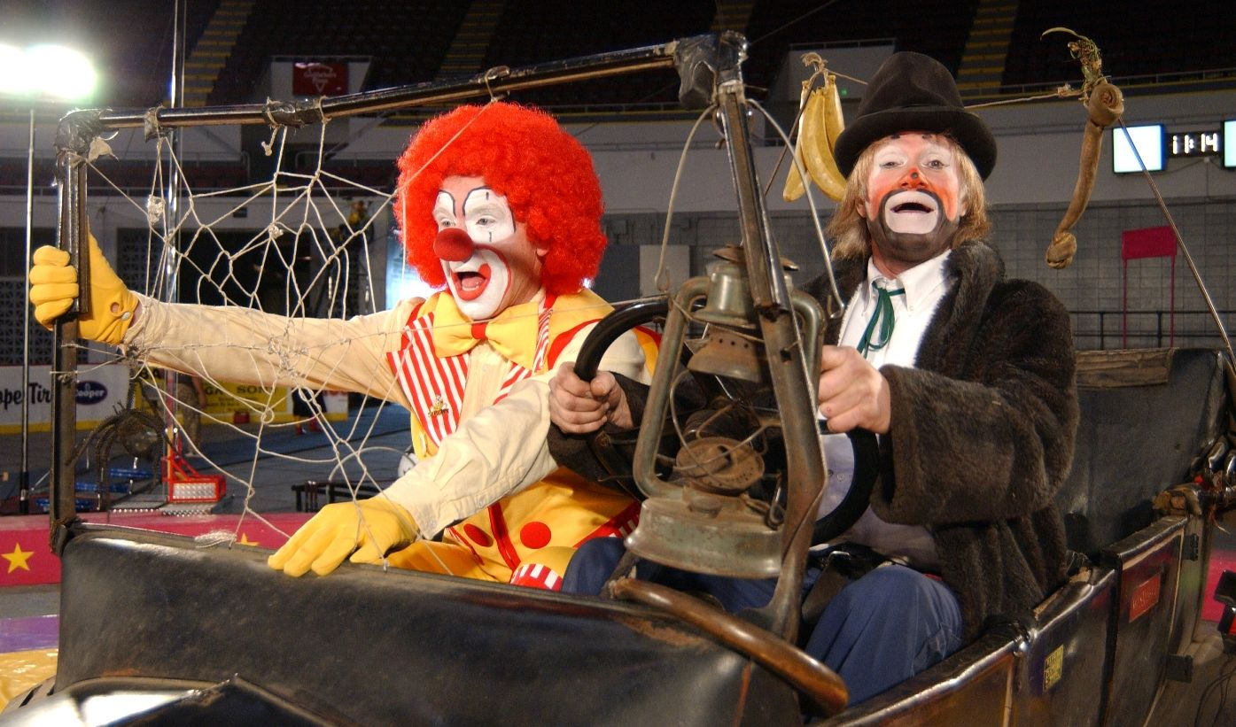 The Garden Brothers Circus is coming to the East KY Expo