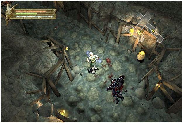 Built 6 Levels In The Game Baldur S Gate Dark Alliance Here Is