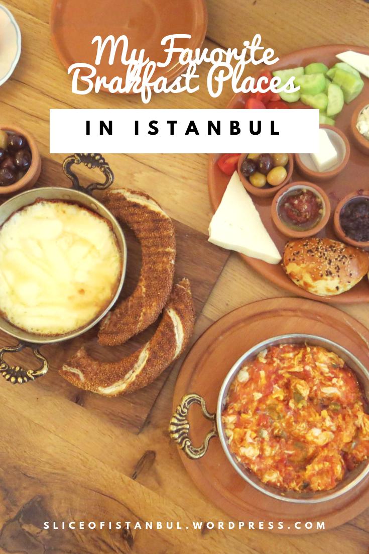 Restaurant My Favorite Breakfast Places In Istanbul Breakfast Places Breakfast Restaurants Food