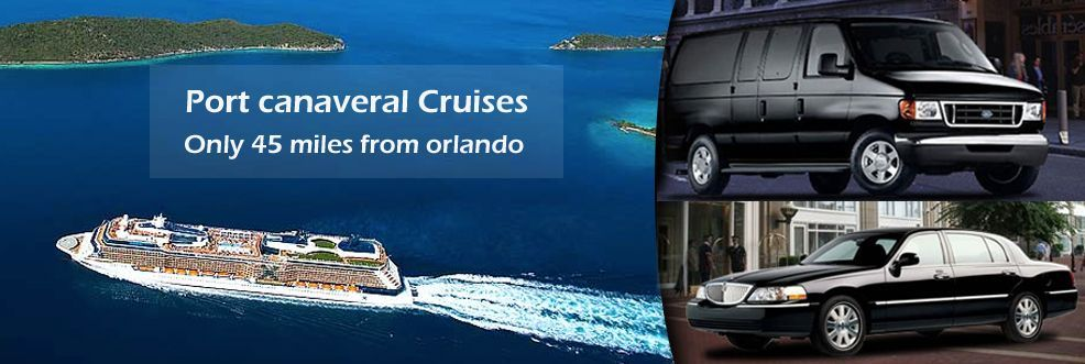 Superior Orlando Airport Transportation To Port Canaveral   We Offer Car Service,  Limousine, Suvu0027s,