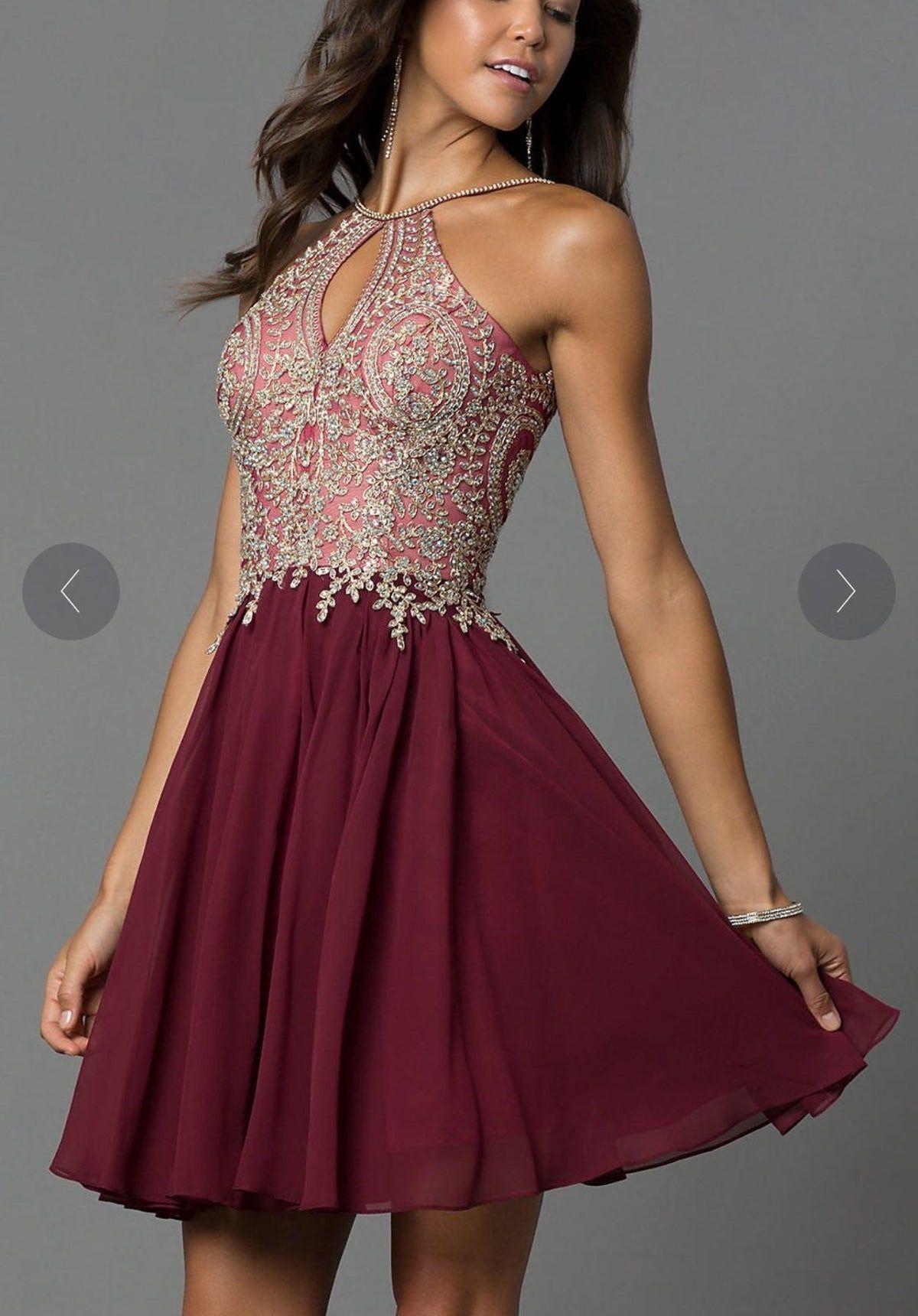 Formal dresses short