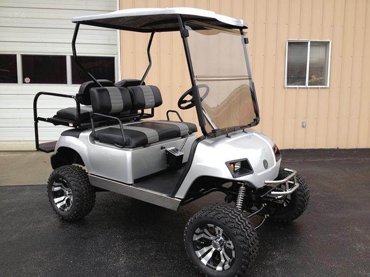 Yamaha G22 Golf Cart Custom Golf Carts Golf Carts Golf
