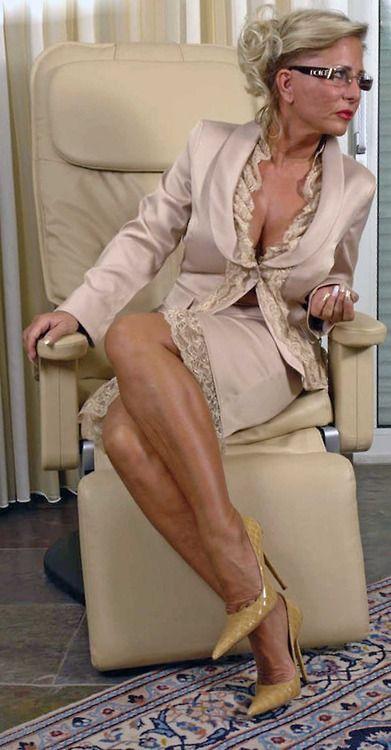 reife lady reife ladys in nylons