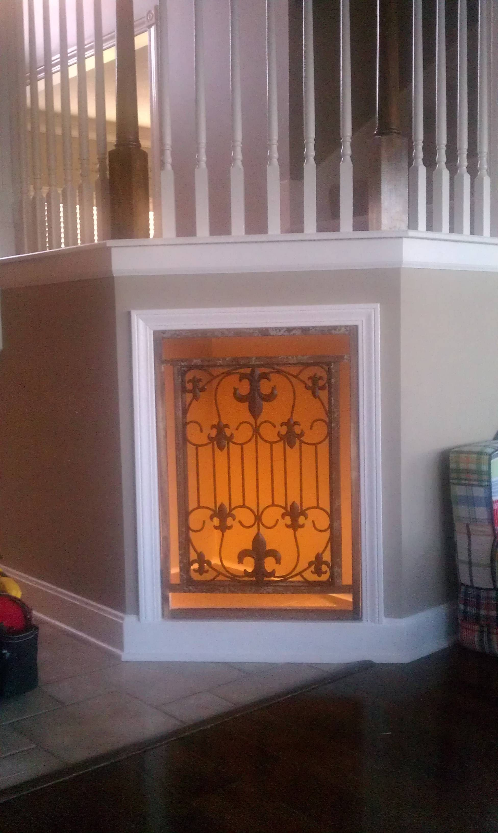 Built In Dog Kennel Under The Stairs Or A Cute Space For