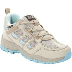 Photo of Jack Wolfskin Frauen Wanderschuhe Vojo Hike Extended Version Vent Support System Low Women 40 braun