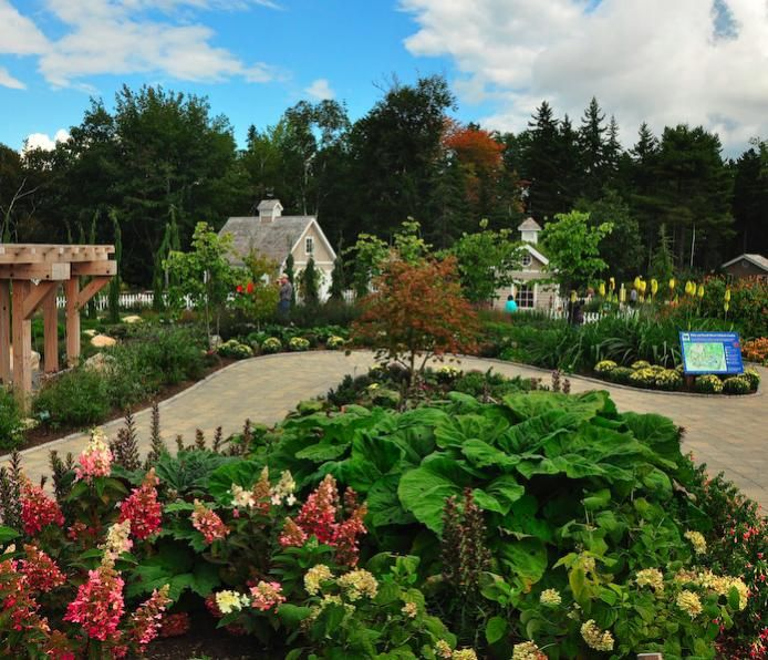 Coastal Maine Botanical Gardens, Boothbay, Maine. Go to www ...