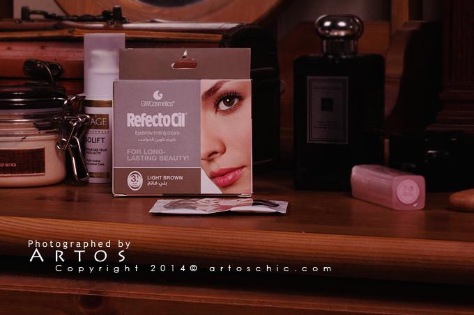 Refectocil Eyebrow Bleaching Paste صبغة الحواجب و بدائل لرسم الحاجب Photographer Beauty Light
