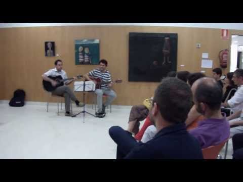 Beatles concert. Juan Pablo & Pablo Ignacio Ramírez. Baby i'ts you