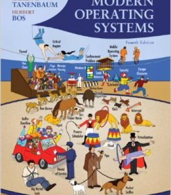 Modern Operating Systems 4th Edition Pdf Operating Systems Pdf Books Books