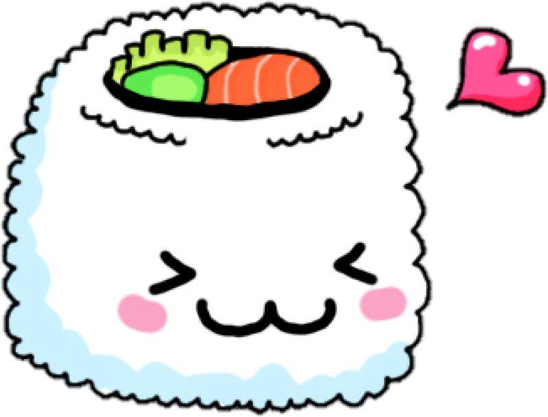 Bildergebnis für dulces kawaii sushi | Jaaaapan,Sushi & Cosplay ...