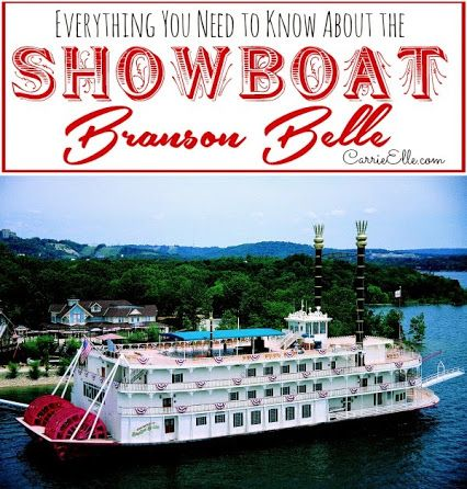 I'm kicking off our Branson adventures with the Showboat Branson Belle! This post is all about our experience - and I've answered some of the questions I had, pre-cruise, about enjoying this attraction with kids. http://www.carrieelle.com/2014/06/showboat-branson-belle.html BransonVacationRentalCabins.com #bransonmissouri #vacation #rental #cabins