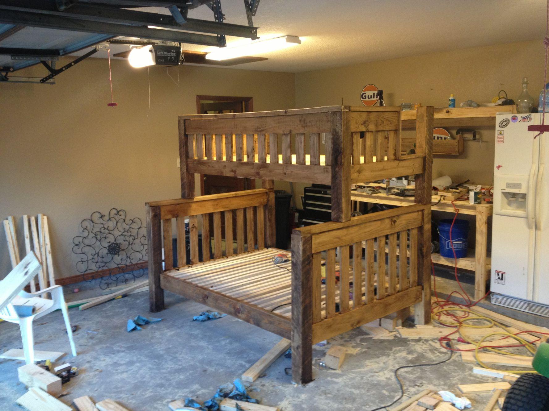 Etagenbett Derby : 55 plans for bunk beds twin over full interior bedroom design