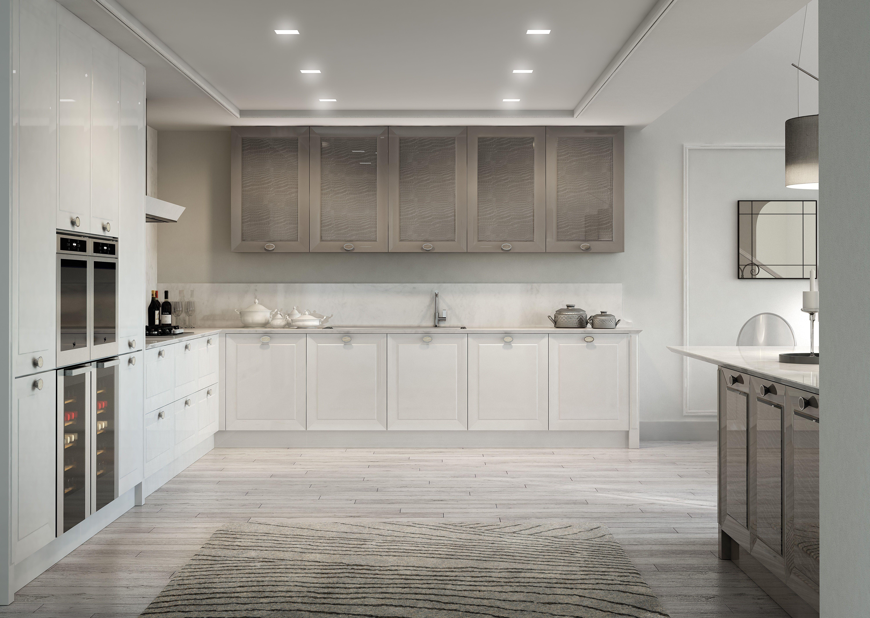 Berloni Küchen ~ Glamour doorstyle http: archinteriors.co.nz http: berloni.it