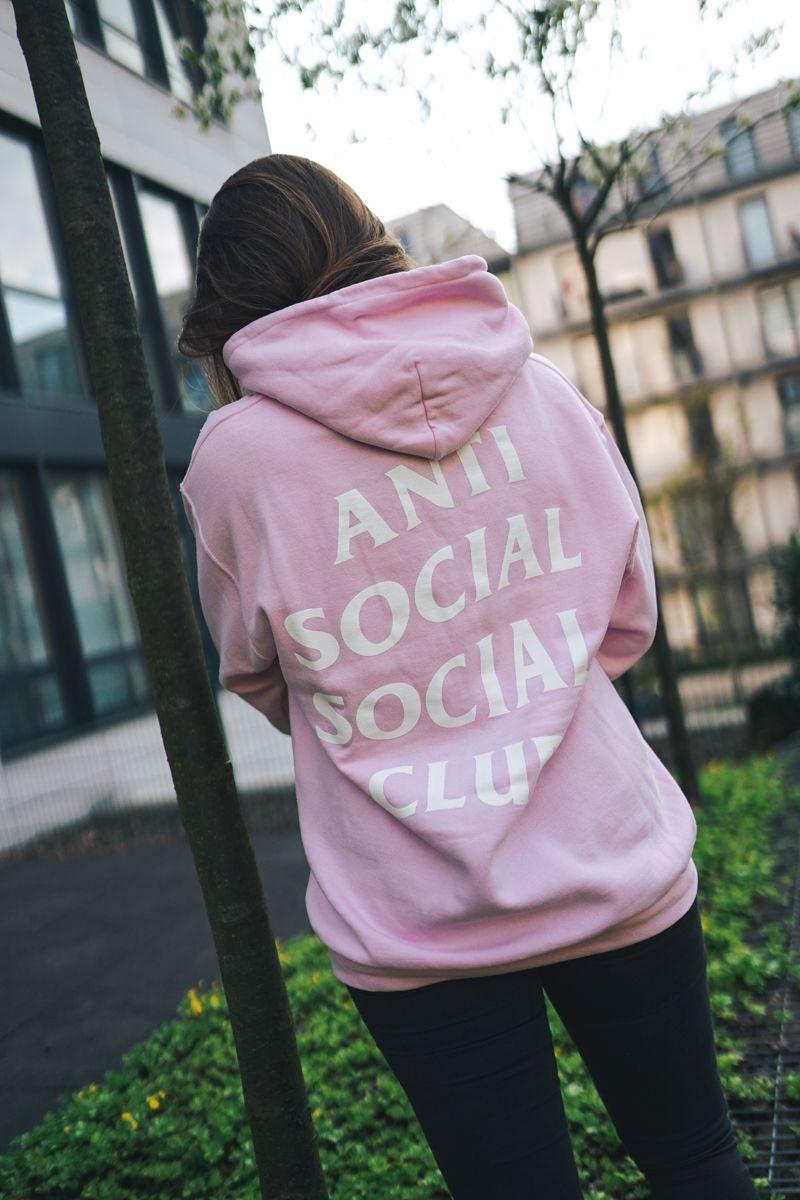 Assc anti social social club coisas para usar pinterest anti