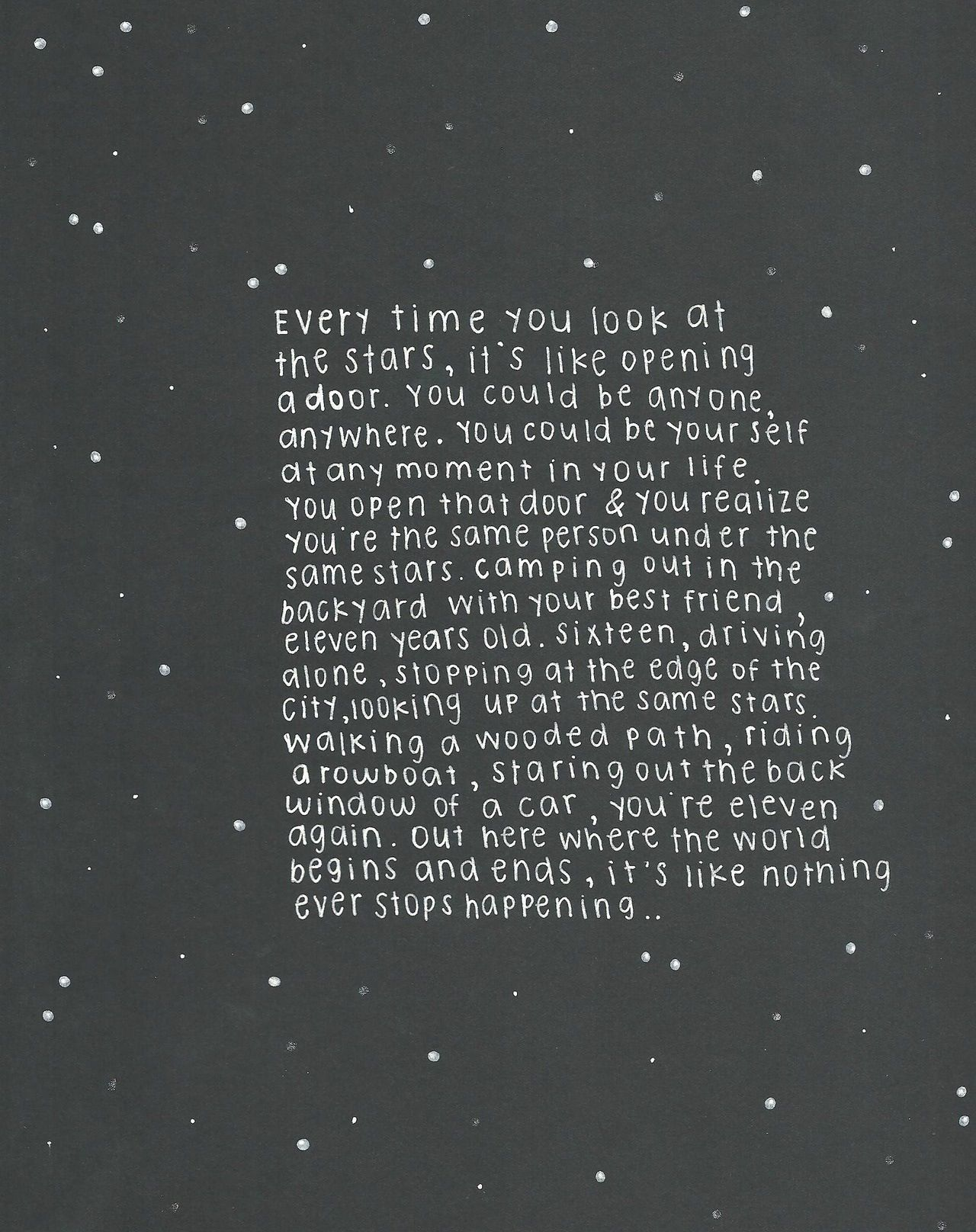 Stargazing does that Words quotes, Words, Quotes deep
